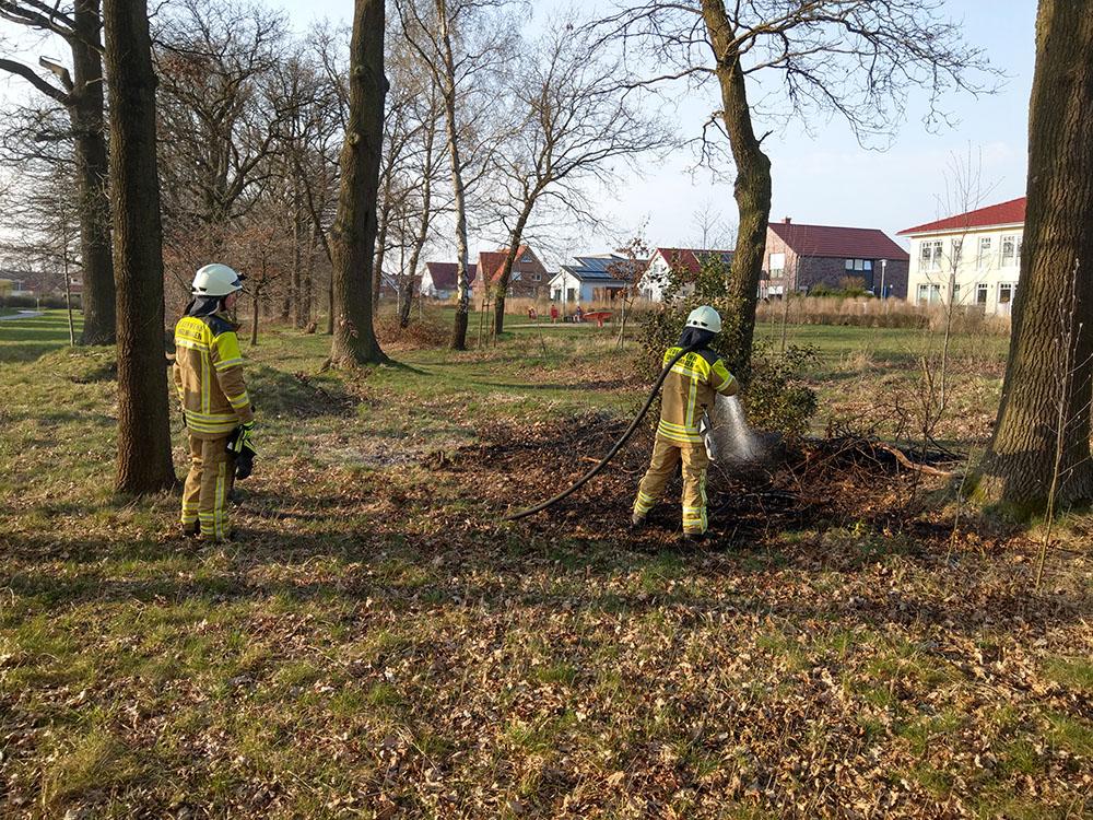 Brennt Tannenbaum