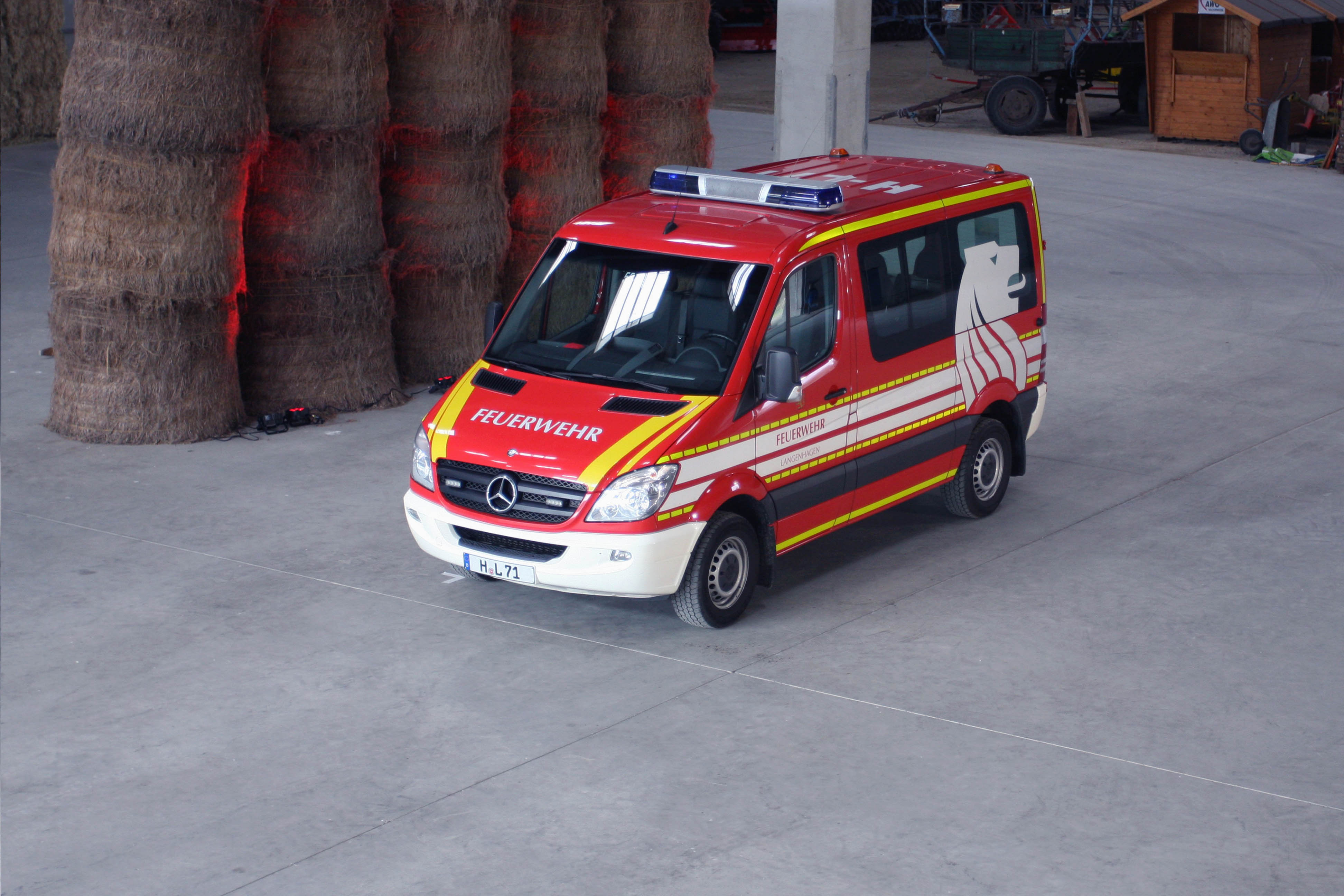 Mannschaftstransportfahrzeug