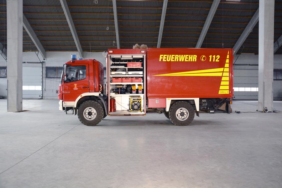 Gerätewagen Logistik 2