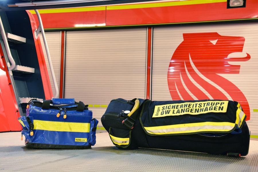 Brandschutztasche