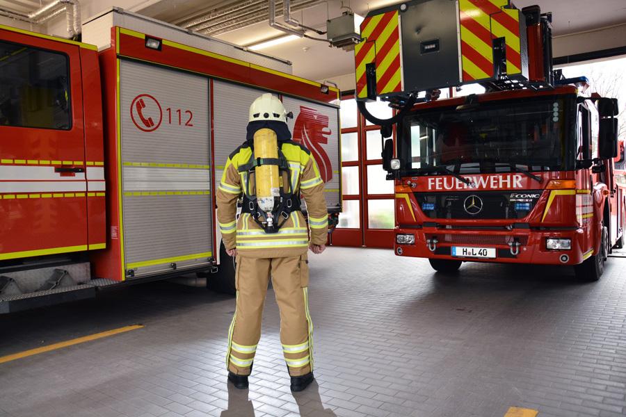 Brandschutzkleidung